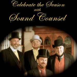 Sound Counsel Quartet - Barbershop Quartet in Winston-Salem, North Carolina
