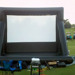 Source One Rentals - Outdoor Movie Screens in Costa Mesa, California