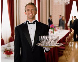 Hire Southern Hospitality Party Service Company - Waitstaff in ...