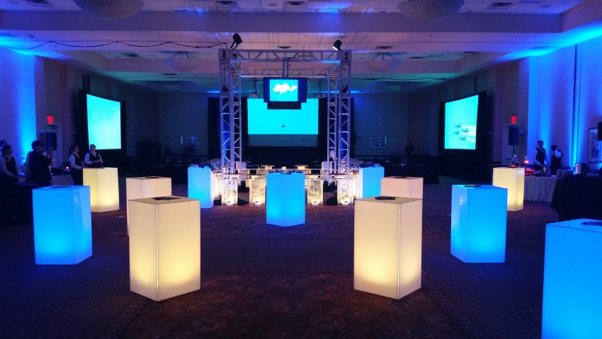 Hire southwest casino productions casino party rentals for Rent cocktail tables in houston