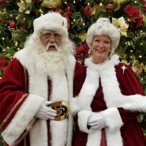 Spangle and Daisy Mae - Santa Claus / Children's Party Entertainment in Springfield, Missouri