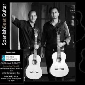 Spanish Beat Guitar Duo - Acoustic Band in Los Gatos, California