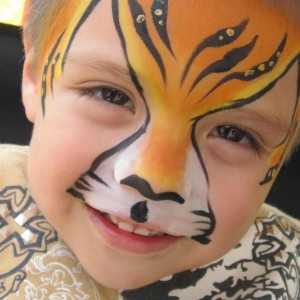 Spark FX - Face Painter in San Diego, California