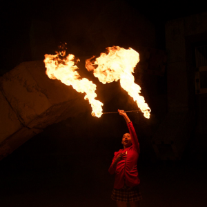 SparkJoyEntertainment - Fire Performer in San Francisco, California