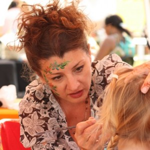 Sparkle Body Art - Face Painter / Outdoor Party Entertainment in Chapel Hill, North Carolina
