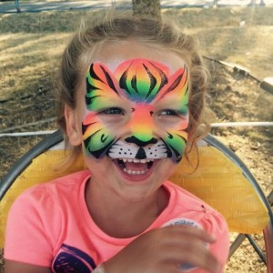 Sparkle Shack Body Art - Face Painter / Body Painter in Victoria, British Columbia