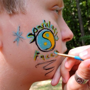 Sparklefly Faces - Face Painter in Clayton, North Carolina