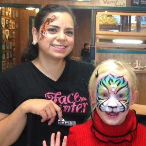 Sparkling Faces Face and Body Art - Face Painter / Outdoor Party Entertainment in Corvallis, Oregon