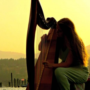 Special Event Harpist and Vocalist - Harpist / Celtic Music in Coeur D Alene, Idaho