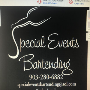 Special Events Bartending - Bartender / Holiday Party Entertainment in Delight, Arkansas