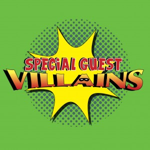 Special Guest Villains - Rock Band in Reading, Pennsylvania