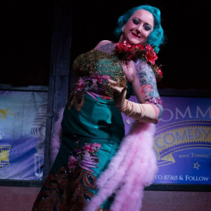 Specialty Burlesque / Character Acting / Entertainment. - Burlesque Entertainment in Sacramento, California