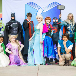 Spectacular Party Entertainment Inc. - Costumed Character / Children's Party Entertainment in Cleveland, Ohio