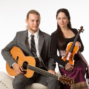 Spencer & Beane - Wedding Band / Celtic Music in Williamsburg, Virginia