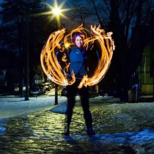 Spicy Chai - Fire Performer / Outdoor Party Entertainment in Vancouver, British Columbia