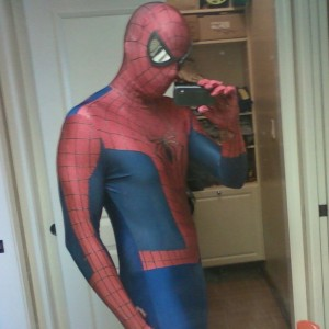 Spider-Man!  Birthday buddy! - Costumed Character in Bakersfield, California