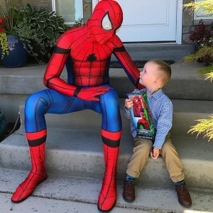 Spider-Man - Costumed Character / Superhero Party in Lehi, Utah