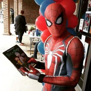 Spider-Man - Costumed Character in Raleigh, North Carolina