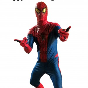 Spider Guy Superhero Parties - Party Rentals in Clovis, California