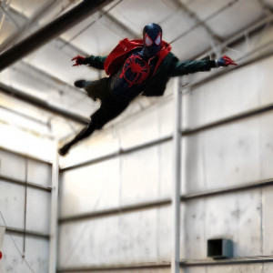 Spiderman m8 - Stunt Performer in Smithfield, Utah