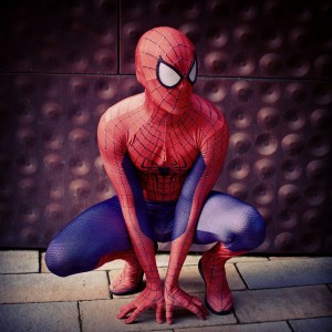 Spidey for Hire - Costumed Character in San Jose, California