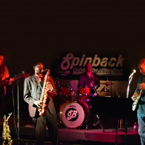 Spinback - Dance Band in London, Ontario