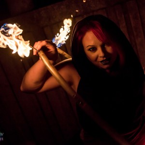 Spindicate - Fire Performer / Outdoor Party Entertainment in Tulsa, Oklahoma