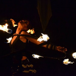 SpinElements - Fire Performer / Outdoor Party Entertainment in Phoenix, Arizona