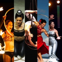Spiral Circus Arts - Circus Entertainment / Interactive Performer in San Francisco, California
