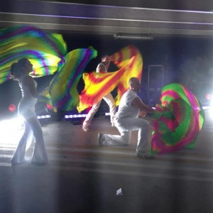 Spiral Effect - Interactive Performer in New York City, New York