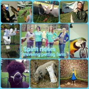 Spirit Riders Traveling Petting Farm - Animal Entertainment / Petting Zoo in Jessup, Maryland