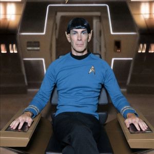 Spock on Earth