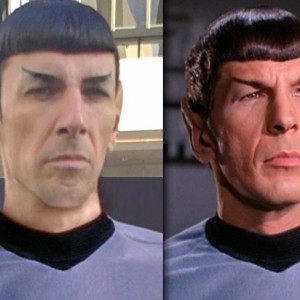 Spock Vegas - Look-Alike / Voice Actor in Las Vegas, Nevada