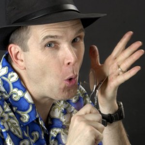 Spoon Man - Comedy Show / Author in Los Angeles, California