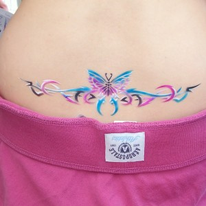 Spray A Tat - Temporary Tattoo Artist in Charlotte, North Carolina
