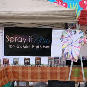 Spray It New - Arts & Crafts Party in Cumberland, Rhode Island