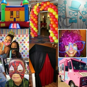 Sprinkles Party Entertainment - Photo Booths / Balloon Decor in Chula Vista, California