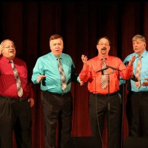 Spur of the Moment Quartet - Barbershop Quartet in Arlington, Massachusetts