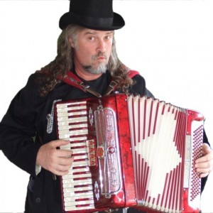 Squeezebox Hero - Accordion Player / 1980s Era Entertainment in Las Vegas, Nevada