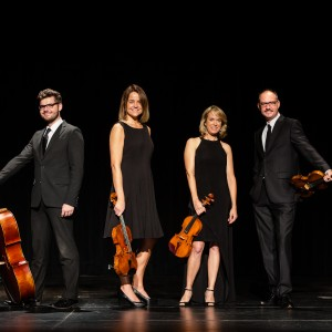 St. Mark's² - String Quartet / Wedding Musicians in Kansas City, Missouri