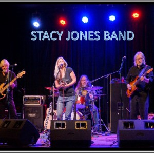 Stacy Jones Band - Southern Rock Band in Seattle, Washington