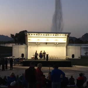 Stage  - Portable Floors & Staging / Party Rentals in Fountain Hills, Arizona