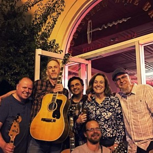 Staggerwing Band - Americana Band in Sebastopol, California