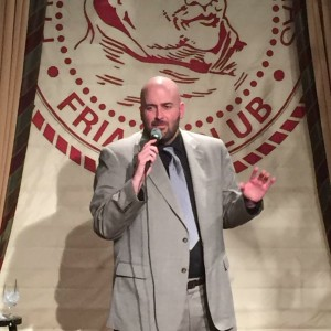 Stand Up Comic/Emcee