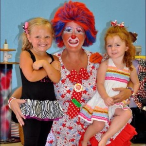 Star Spangle the Clown & friends - Balloon Twister / Outdoor Party Entertainment in Cache, Oklahoma