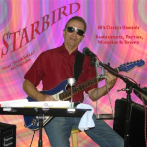 Starbird - One Man Band / Rock & Roll Singer in Los Angeles, California
