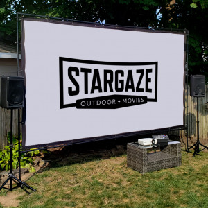 Stargaze Outdoor Movies - Outdoor Movie Screens / Halloween Party Entertainment in Amityville, New York