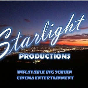 Starlight Productions - Outdoor Movie Screens / Children's Party Entertainment in Arlington, Texas
