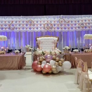 Starlite Creations Balloon Decor - Balloon Decor / Backdrops & Drapery in Baton Rouge, Louisiana