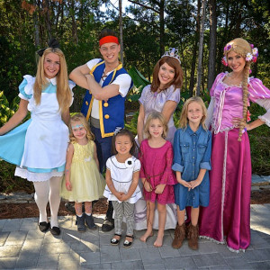 Starlite Princess Parties - Princess Party / Pirate Entertainment in Orlando, Florida